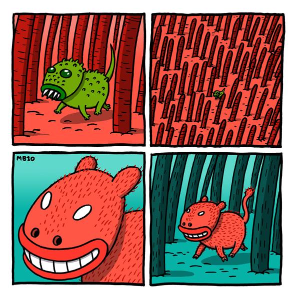 planeetta z planet z maria björklund finnish comics