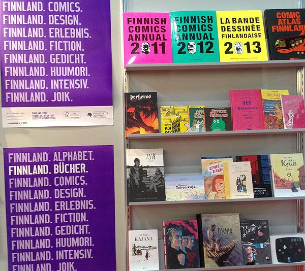 comics finnland.cool. leipziger buchmesse