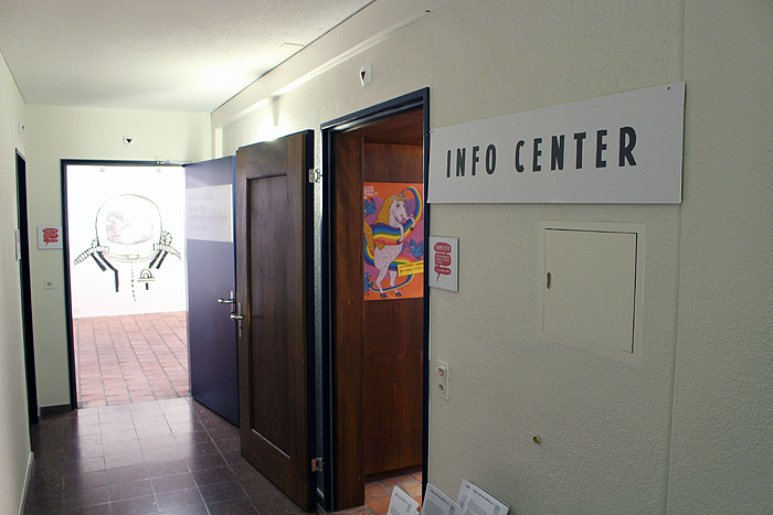 pop-up comics center